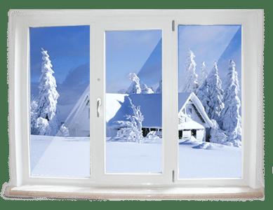 зимние окна регулировка